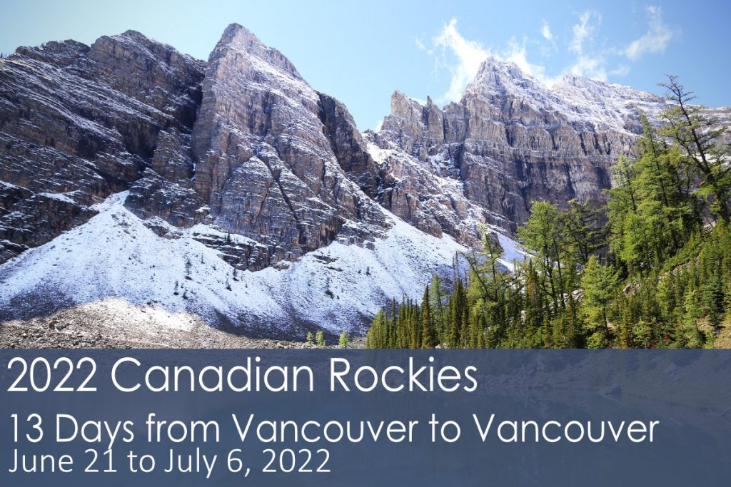 13 Day Canadian Rockies