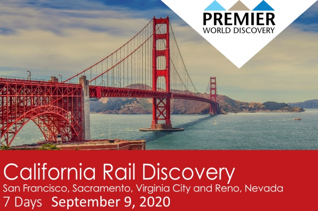 California Rail Discovery
