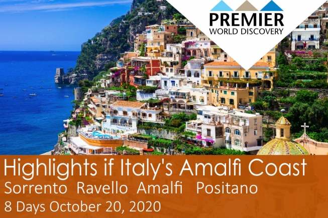 Highlights of Italy's Amalfi Coast