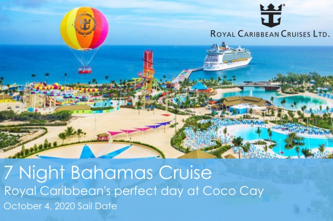 7 Night Bahamas Cruise