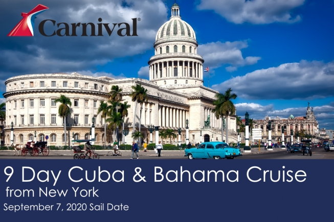 9 Day Cuba and Bahama Cruise