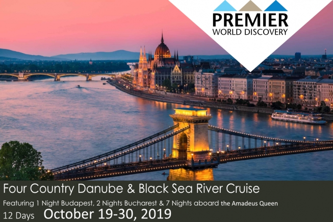 Four Country Danube and Black Sea River Cruise