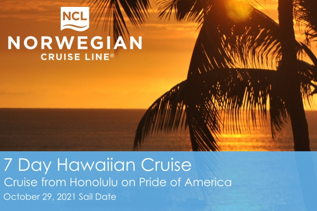 Hawaii Cruise